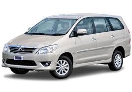 Toyota Innova taxi in kerala