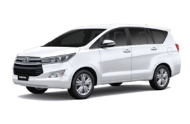 Toyota Innova Crysta taxi in kerala