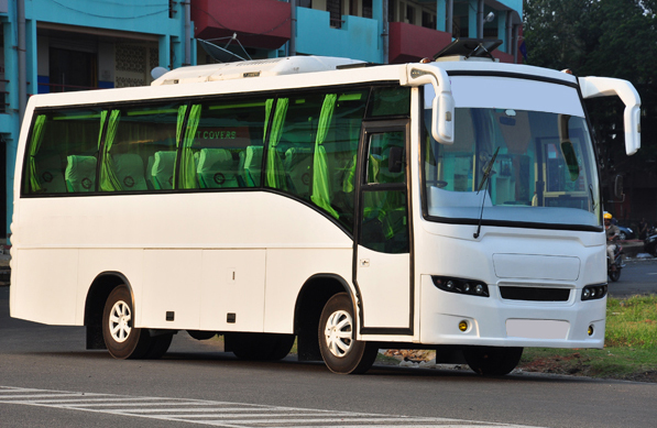 26 Seater Mini Coach